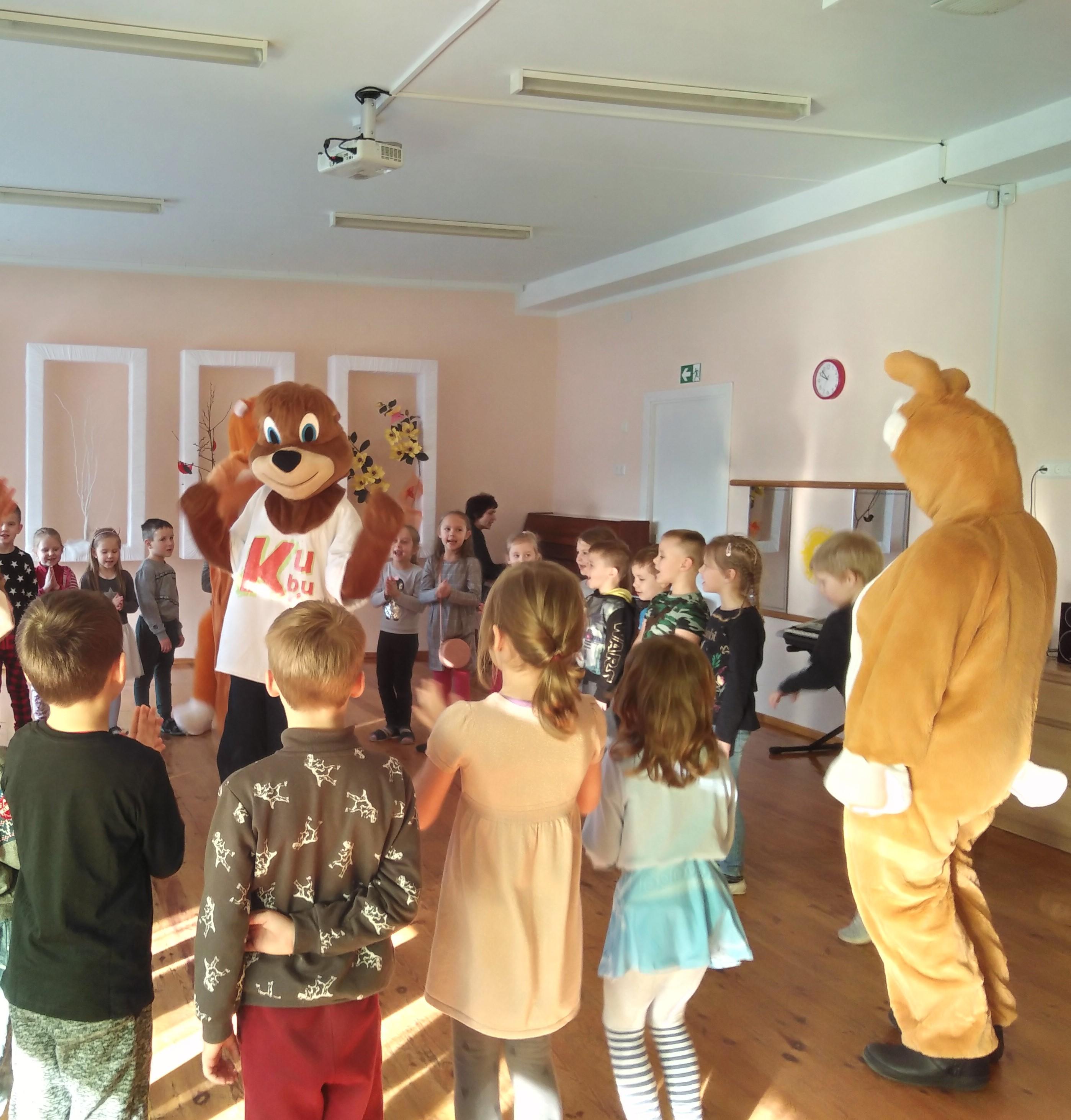"""""""Gamtos ateitis"""" su edukacine programa aplankė vaikučius Ukmergėje!"""