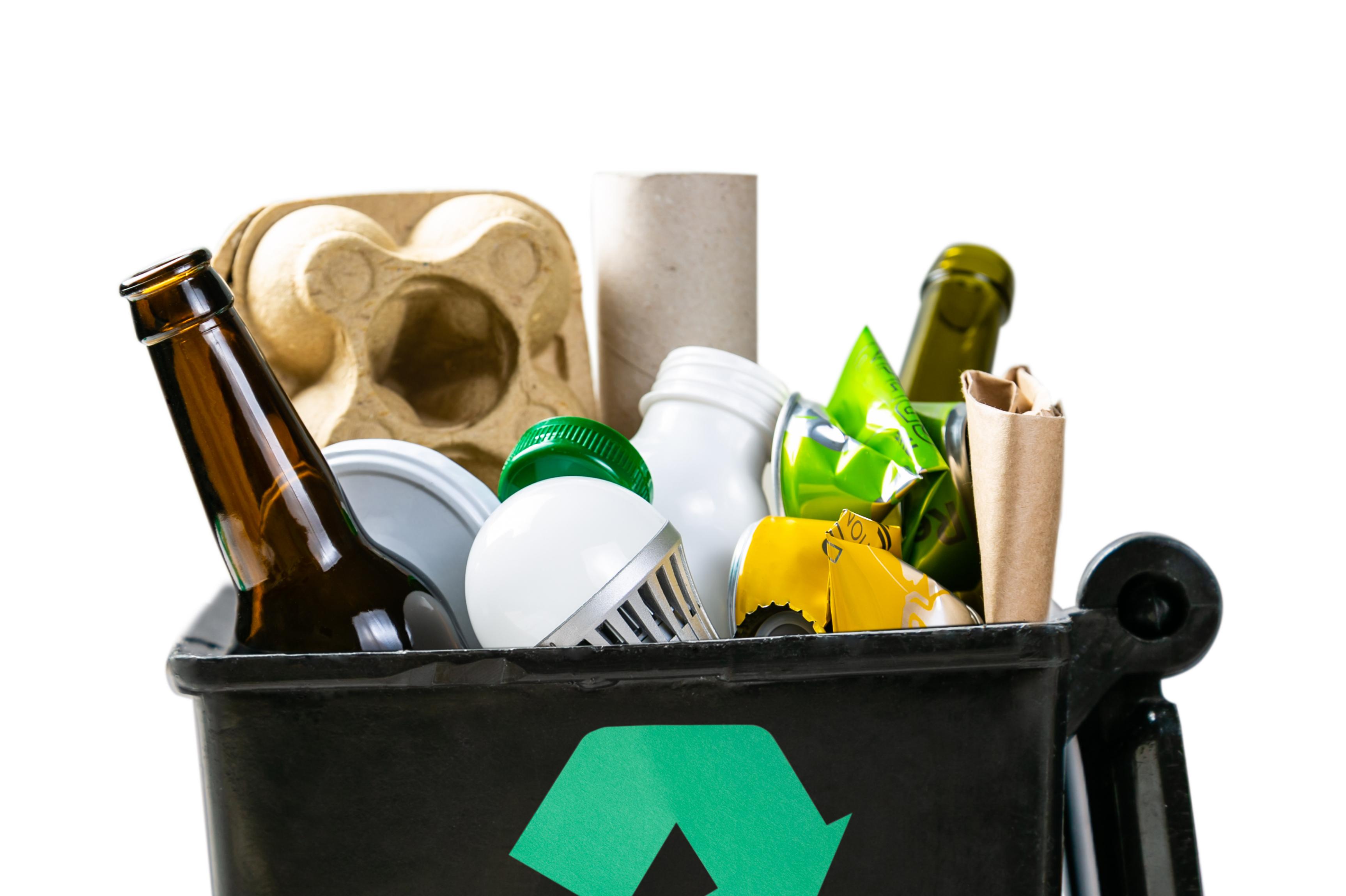 Nuo sausio 1 d. pasikeitimai pakuočių atliekų surinkime Vilniuje