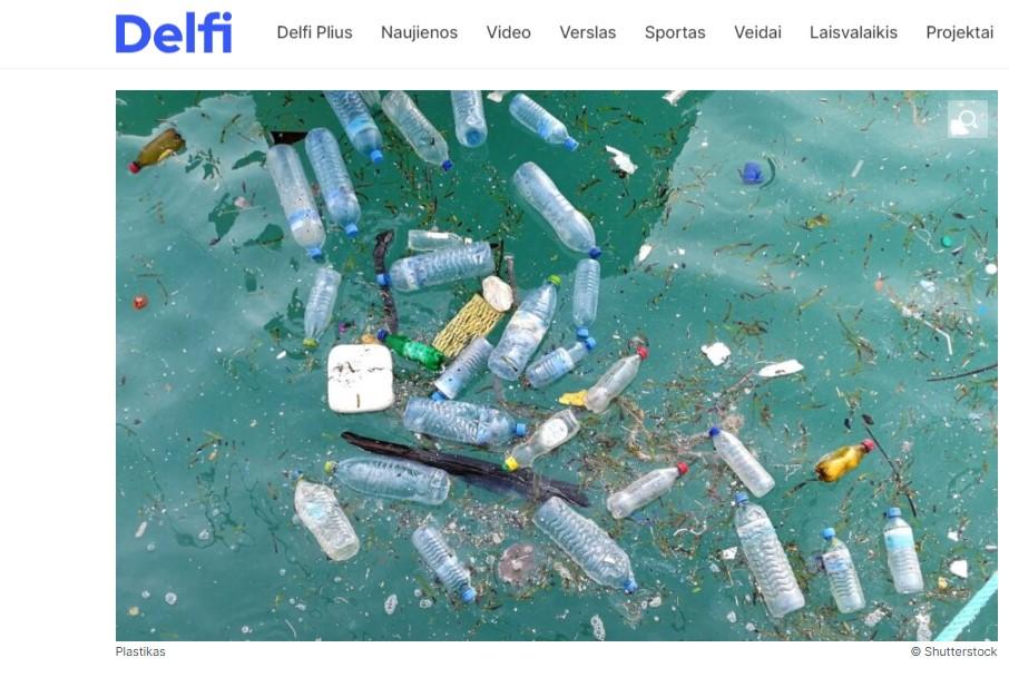 Plastiko atliekų problemos sprendimas – prikelti jas naujam gyvenimui: virsta net namais ir elektromobiliais